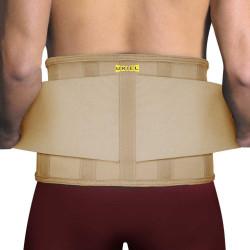 Lumbar belt with 4 panels LUMBO (078 C) URIEL