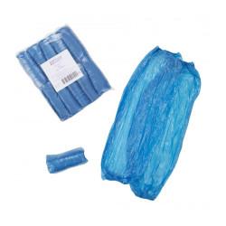 Plastic protection sleeves 40 cm x 22 cm (100pcs)