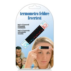 Fever test forehead thermometer (package of 10)