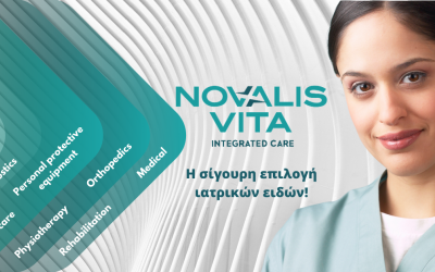 Novalis Vita: The only choice when it comes to medical supplies!