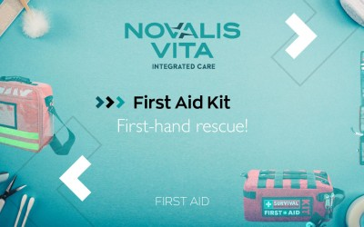 First Aid Kit: All the basics